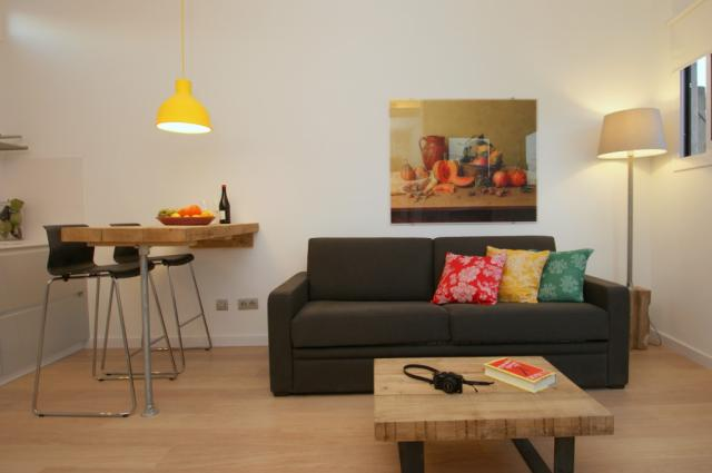 Ramblas Deluxe studio Apartment